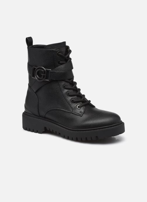 Bottines et boots Guess ODANNA Noir vue détail/paire