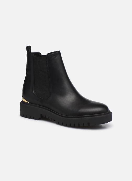 Bottines et boots Guess OLET Noir vue détail/paire