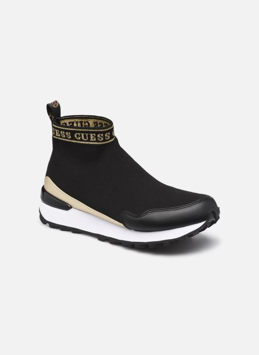 Sneakers Guess SALZIA Zwart detail