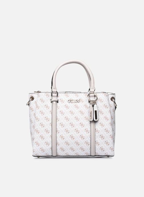 Handtaschen Guess WASHINGTON GIRLFRIEND SATCHEL weiß detaillierte ansicht/modell