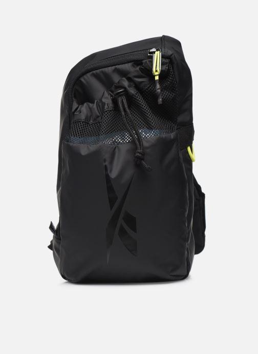 Handtaschen Reebok Tech Style Slingba schwarz detaillierte ansicht/modell