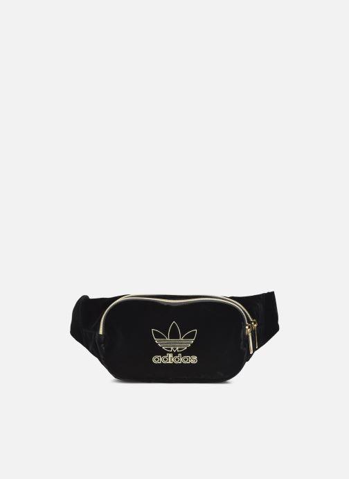 Handtassen adidas originals Waistbag Velvet Zwart detail