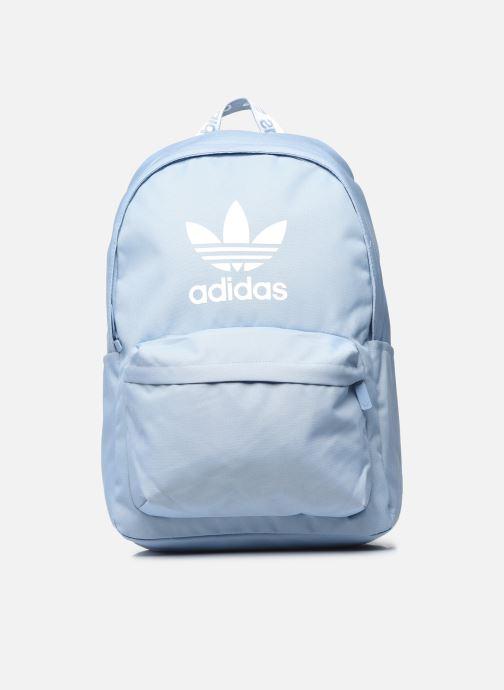 Rugzakken adidas originals Adicolor Backpk Blauw detail