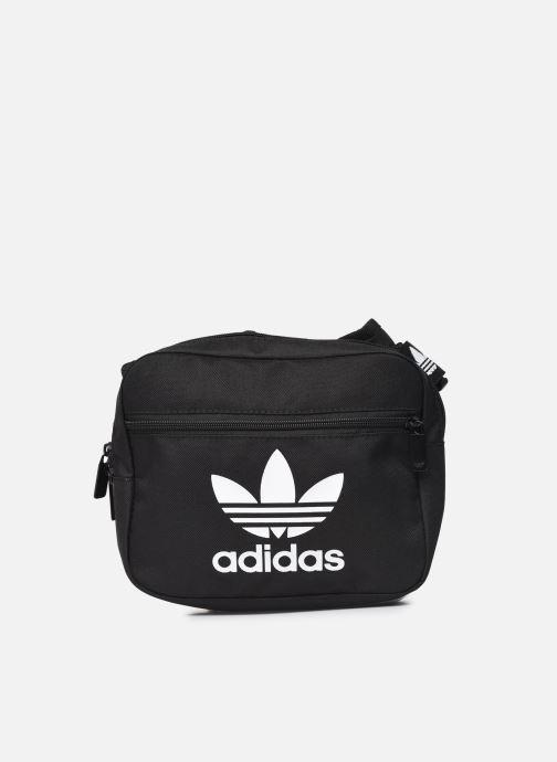 Handtassen adidas originals Ac Sling Bag Zwart detail