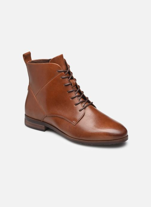 Bottines et boots Caprice Giza Marron vue détail/paire