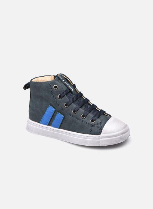 Sneaker Shoesme Shoesme SH21W023-C blau detaillierte ansicht/modell