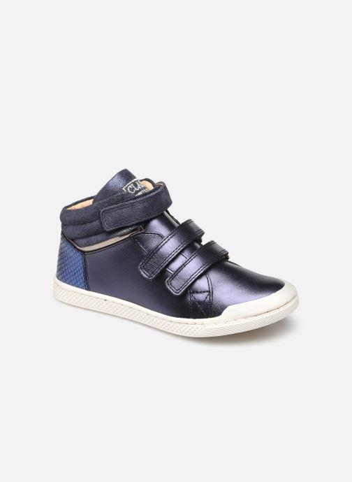 Sneaker Ten IS Ten Fit V3 blau detaillierte ansicht/modell