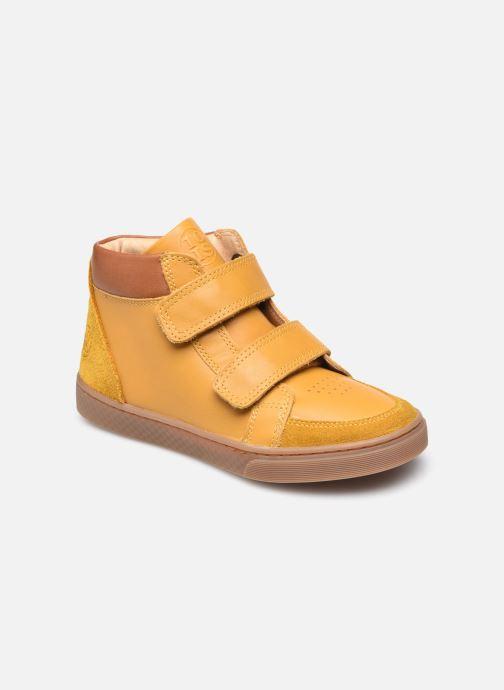 Sneaker Ten IS Ten Base Hi V2 gelb detaillierte ansicht/modell