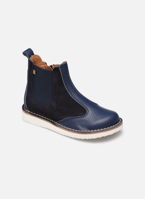 Stiefeletten & Boots El Naturalista Finni 4527 blau detaillierte ansicht/modell