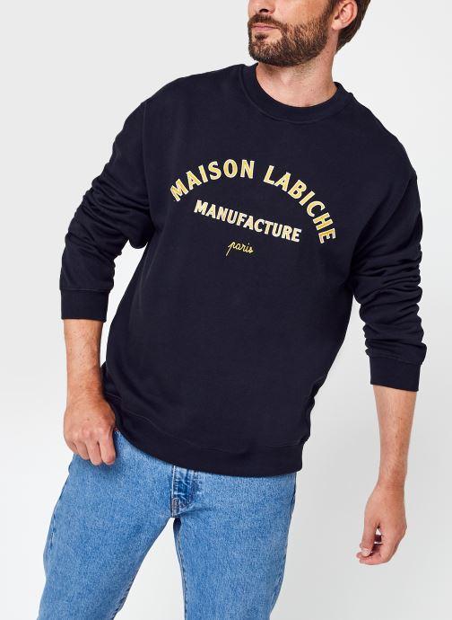 Kleding Accessoires Sweatshirt Ledru Manufacture Gots M