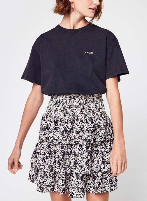 Kleding Accessoires Tee-Shirt Popincourt Amore Gots F
