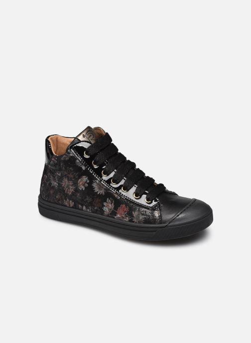 Sneaker Romagnoli Milena schwarz detaillierte ansicht/modell