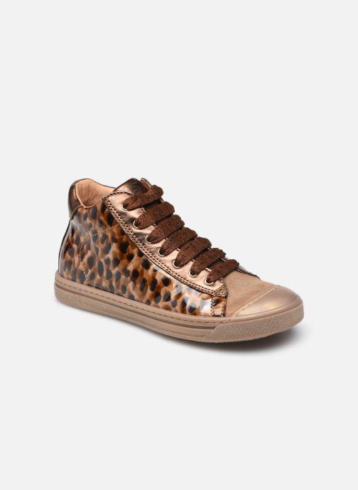 Sneakers Romagnoli Milena Beige detail