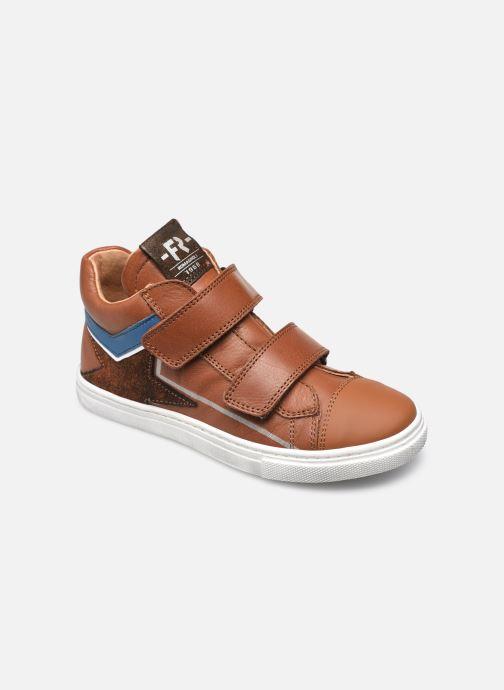 Sneaker Romagnoli Paul V braun detaillierte ansicht/modell