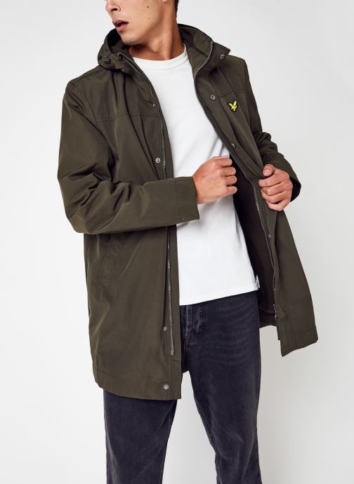 Vêtements Accessoires Hooded Parka