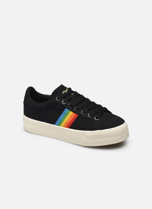 Sneakers Donna Orchid Platform Rainbow Vegan
