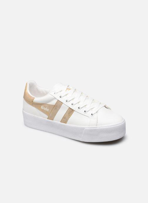 Sneakers Gola Orchid Platform Bianco vedi dettaglio/paio