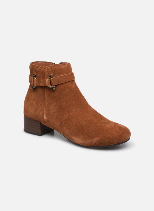 Stiefeletten & Boots Damart INGRID braun detaillierte ansicht/modell