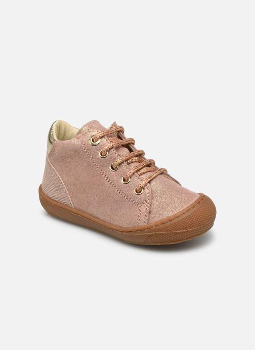 Bottines et boots Naturino Romy Rose vue détail/paire