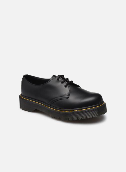 Zapatos con cordones Mujer 1461 BEX BLACK SMOOTH W