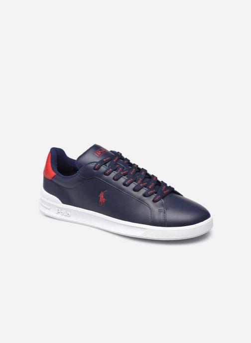Sneaker Polo Ralph Lauren HERITAGE COURT blau detaillierte ansicht/modell