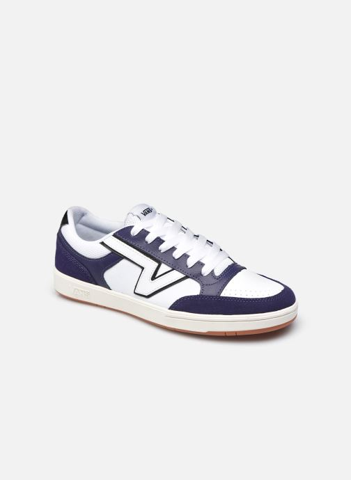 Sneaker Vans UA Lowland CC blau detaillierte ansicht/modell