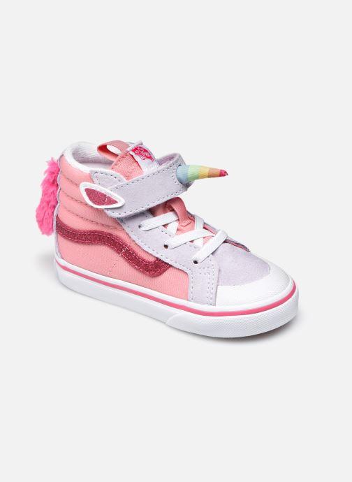 Sneakers Vans Td Unicorn Sk8-Hi Reissue 138 V Roze detail
