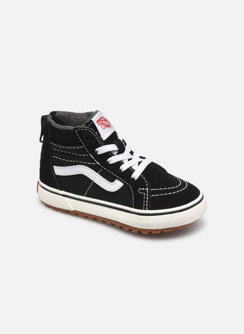 Sneakers Vans Td Sk8-Hi Zip Mte-1 Zwart detail