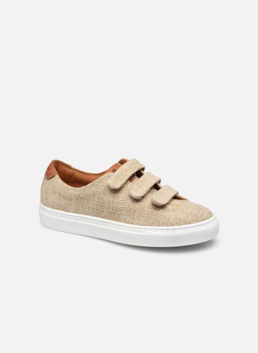 Sneakers Donna Moquette scratch