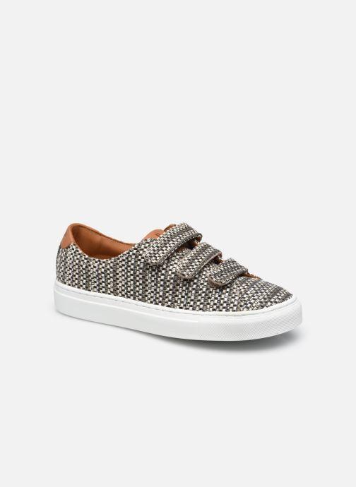 Sneakers Dames Tweed scratch