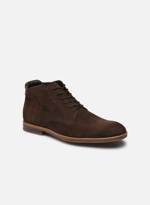 Bottines et boots Clarks CitiStrideRise Marron vue détail/paire