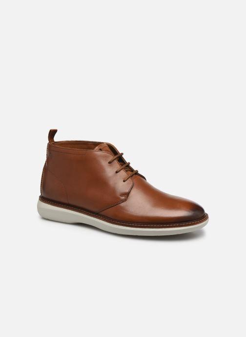 Stiefeletten & Boots Clarks Brantin Mid braun detaillierte ansicht/modell