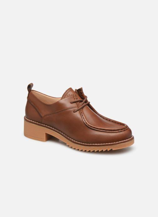Zapatos con cordones Mujer Eden Mid Lace
