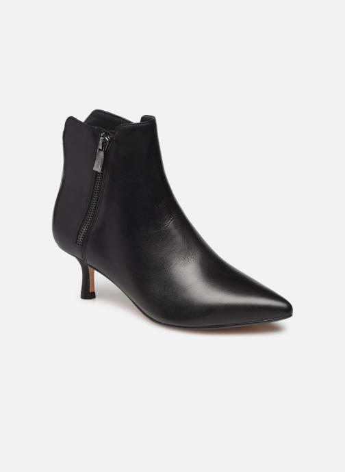 Bottines et boots Femme Violet55 Zip