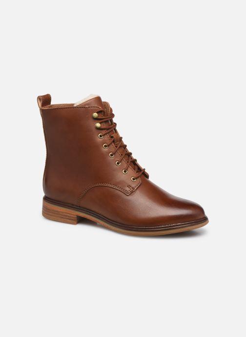 Boots en enkellaarsjes Dames Clarkdale Lace
