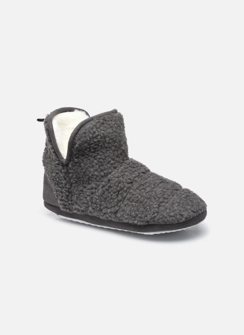 Pantuflas Mujer Chaussons montants mouton femme