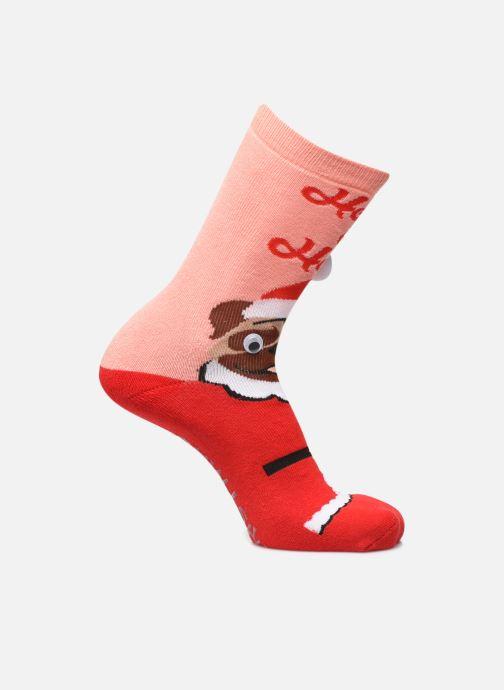Socken & Strumpfhosen Accessoires Chaussettes Motif de Noel Femme