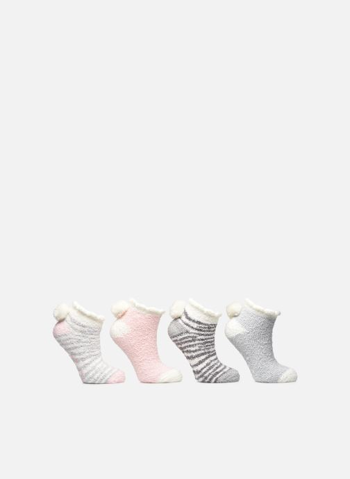 Chaussettes et collants Accessoires Chaussons chaussettes à pompon