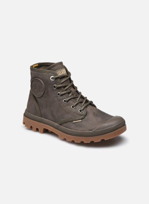 Sneakers Dames PAMPA HI WAX W