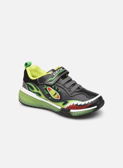 Sneakers Geox J Byonyc Boy J16FEB Nero vedi dettaglio/paio