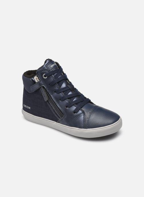 Sneaker Geox J GisIi Girl J044NC blau detaillierte ansicht/modell