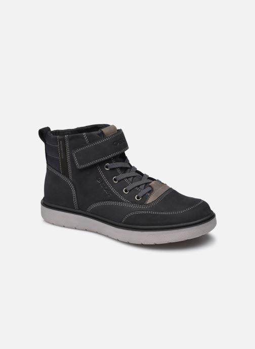 Stiefeletten & Boots Geox J Riddock  Boy WPF J167TA blau detaillierte ansicht/modell