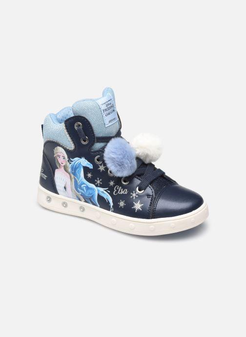 Sneakers Kinderen J Skylin Girl J168WC