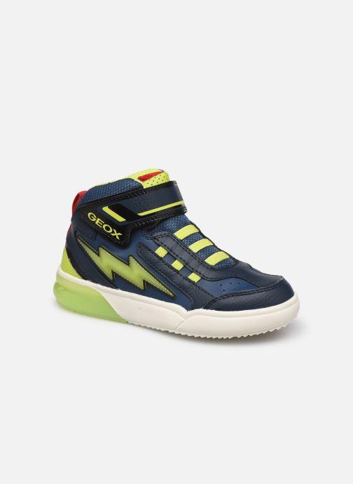Sneaker Kinder J Grayjay Boy J169YB