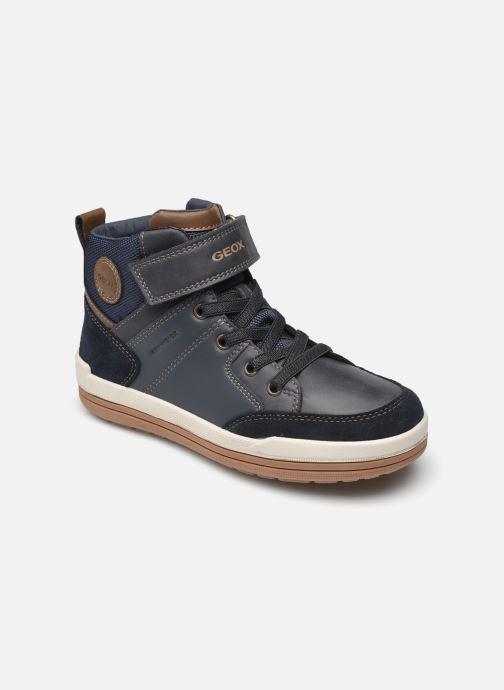 Sneaker Geox J Charz Boy B ABX J16F3A blau detaillierte ansicht/modell