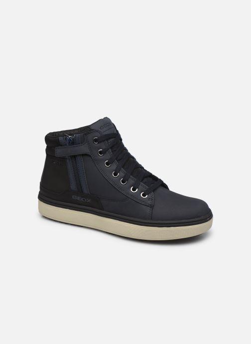 Bottines et boots Geox J Mattias B Boy A J160DA Bleu vue détail/paire
