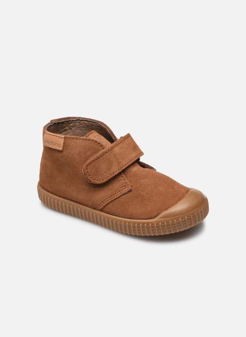 Sneaker Kinder Puntera Safari Serraje