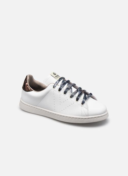 Sneakers Donna Tenis Vegano/Serpiente W