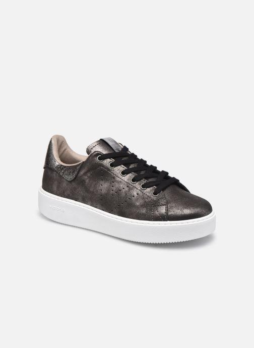 Sneakers Victoria Utopía Metal/Glitter W Grijs detail