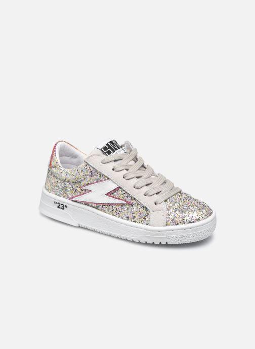 Sneakers Semerdjian C-CATRI Zilver detail